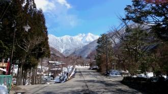 2014年3月15日の焼岳
