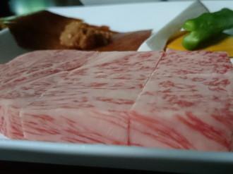 リブロースステーキ約100g小